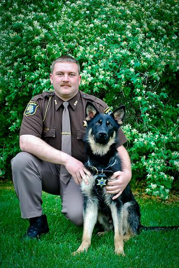 Deputy Jason Torrey and Benco
