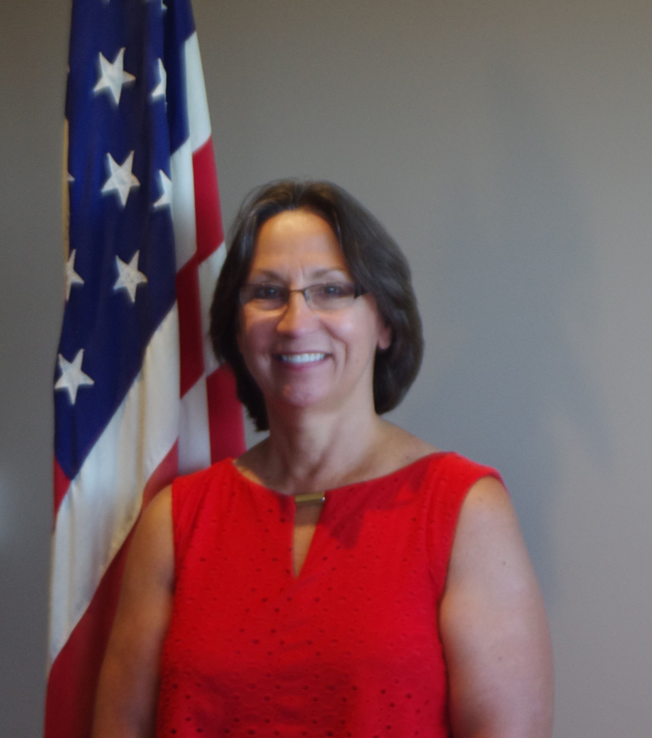 Photo of County commissioner Karen Goodman