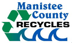 Manistee County Recycles Logo
