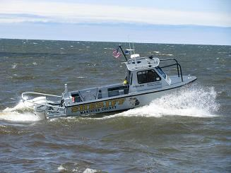 Sheriff's Office Lake Michigan Craft